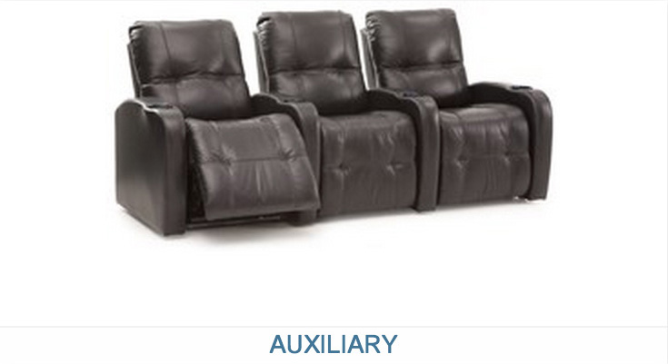 Auxiliary Palliser Theater Seating