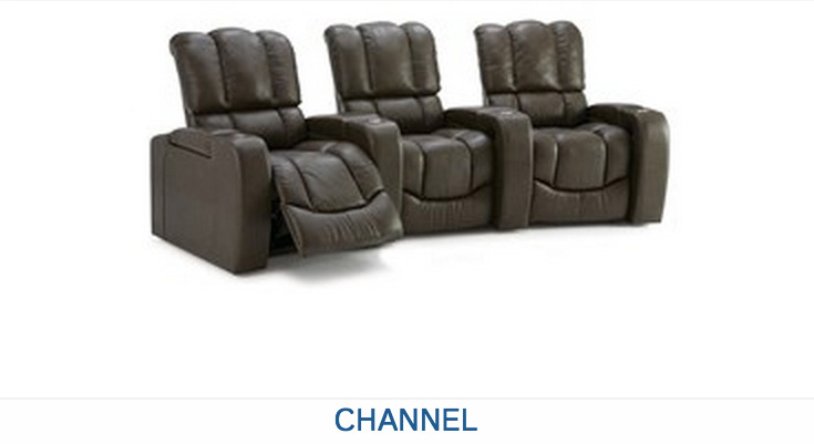 Channel Palliser Theater Seating
