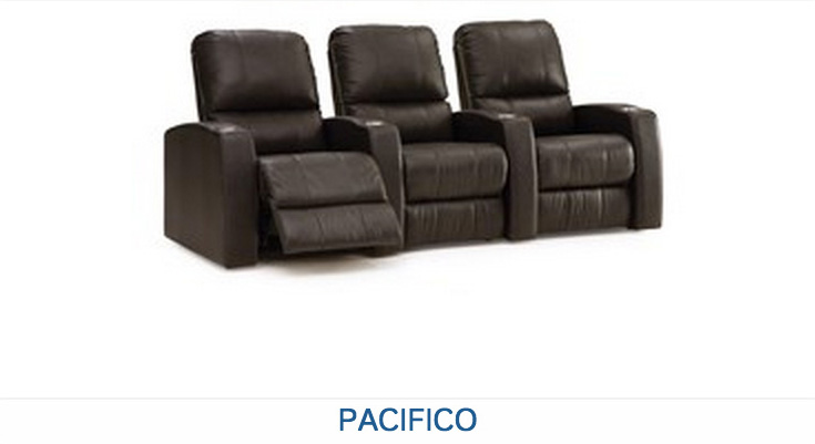 Pacifico Palliser Theater Seating